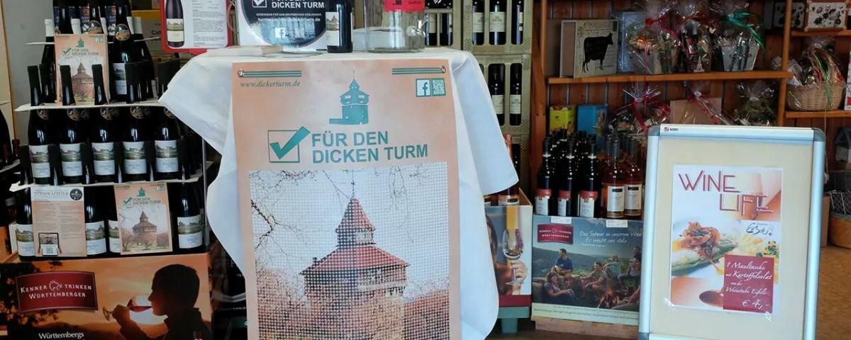 Weinmesse bei Getränke Bayha Esslingen