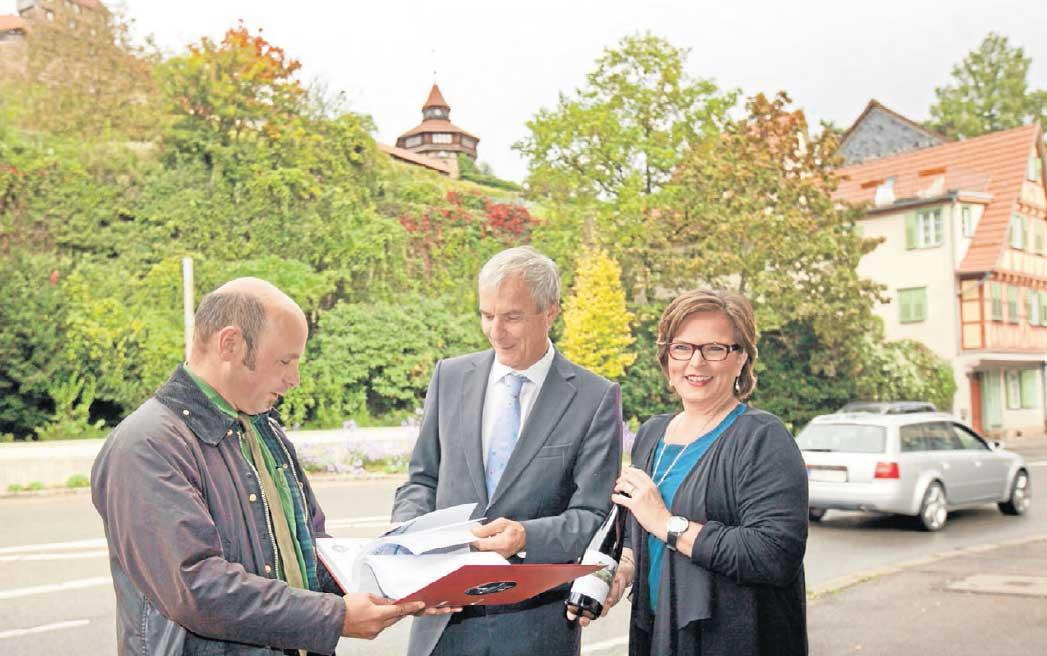 Pressefoto EZ: Bürger machen sich stark
