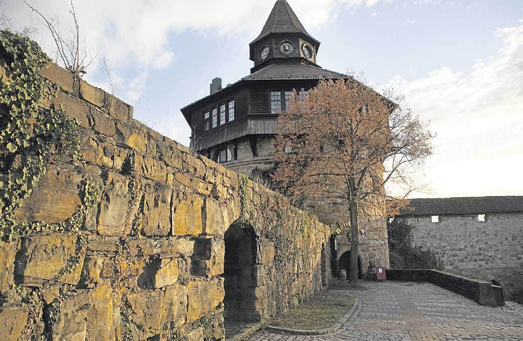 Pressefoto Dicker Turm