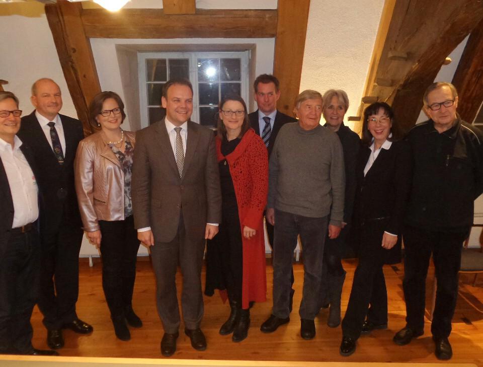 Vorstand Burgverein