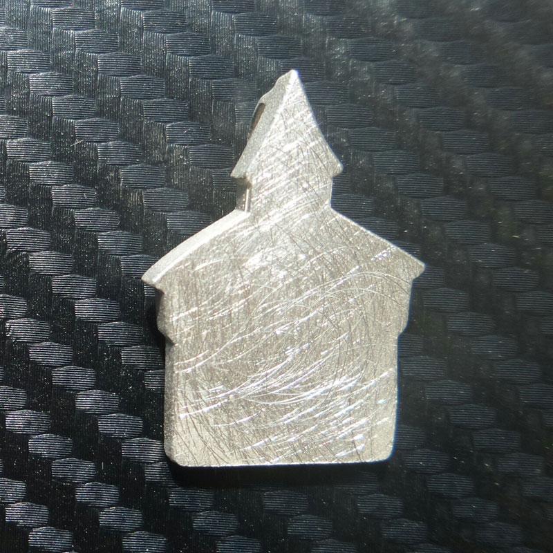 Turmanhänger in Silber