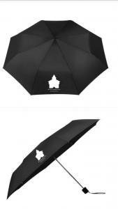 Turmwächter-Schirm-Schwarz
